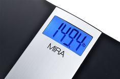 MIRA Digital Bathroom Scale