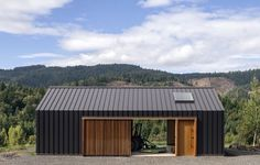 Elk Valley Tractor Shed by FIELDWORK Design & Architecture #interiors #interiordesign #architecture #decoration #interior #home #design #photogrid #bookofcabins #homedecor #decoration #decor #prefab #smallhomes #instagood #compactliving #fineinteriors #cabin #tagsforlikes #tinyhomes #tinyhouse #like4like #FABprefab #tinyhousemovement #likeforlike #houseboat #chalet #container #containerhouse by tinyhousemag