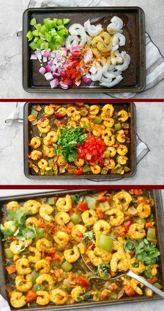 Fun Easy Recipes, Spicy Recipes, Shrimp Recipes, Wine Recipes, Indian Food Recipes, Asian Recipes, Easy Meals, Creative Desserts, Group Meals