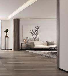 The Best 2019 Interior Design Trends - Interior Design Ideas Minimalist Interior, Minimalist Home, Modern Interior Design, Interior Architecture, Home Living Room, Interior Design Living Room, Living Room Designs, Home Room Design, House Design