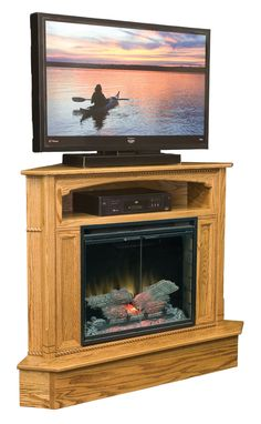 You are viewing the Bryant Fireplace Media Console. | Decor ideas ...