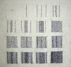Roanna Wells stitch art