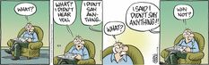 Older Couples, More Words, Comic Strips, Pickles, Humor, Comics, Comic Books, Elderly Couples, Humour