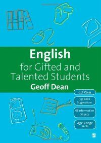 English for Gifted and Talented Students :11-18 Years, by Geoff Dean: 9781412936057 Paperback - Gyan Books Pvt. Ltd.