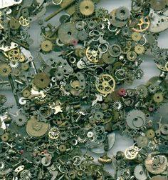 STEAMPUNK GEARS 5g Best Watch Pieces Artist Hmmmmmm... Steam punk Weensie? Oh I think so
