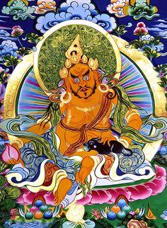 Yellow Jambhala