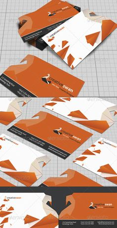 Momo business cards fonts logos icons pinterest business cards creative swan business cards colourmoves