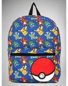 Pokemon Group Backpack