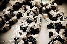 Decoração casamento preto e branco | Casar é um barato