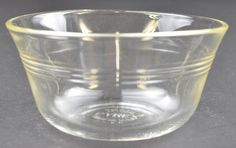 Pyrex | Custard Cup, Originals Clear, Glass, Bakeware, No. 463