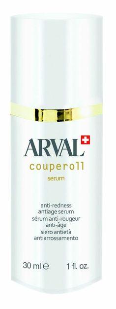 Serum siero anti-età antiarrossamento 30 ml #arvalcosmetici