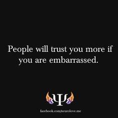 Weird but true way to lie