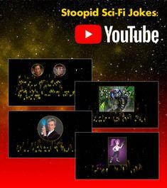 #ScienceFiction #Scifi #Joke #Parody #Comedy #Funny #Laugh #Humour William Shatner, Funny Laugh, Star Trek, Science Fiction, Comedy, Sci Fi, Jokes, Stars, Youtube