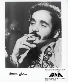 Triple R - Melbourne Independent Radio - > What's Going On > Triple R News > Audio: Willie Colon on Get Down Puerto Rico, All Star, Willie Colon, Musica Salsa, Mocha, Hispanic Art, Jazz, Salsa Music, Movies
