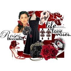 War of the Roses, created by jet2jet.polyvore.com