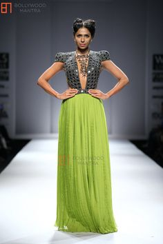 | Wills Lifestyle India Fashion Week 2014 Day 5