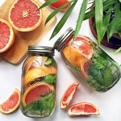 20 Delicious #DetoxWater Recipes From Instagram | StyleCaster