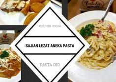 Pasta Gio, Sajian Pasta Lezat ala Warung di Yogyakarta