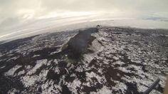 Myndband: Gísli Gíslason þyrluflugmaður hjá Norðurflugi
