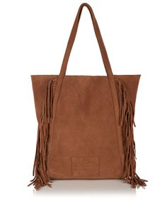 Shop Superdry Womens Premium Suede Neo Nomad Fringed Tote Bag in Tan. Buy now with free delivery from the Official Superdry Store. Chain Shoulder Bag, Shoulder Handbags, Leather Hobo Handbags, Leather Bags, Rucksack Bag, Black Tote Bag, Superdry, Fashion Bags, Animation