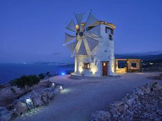 Places Around The World, Around The Worlds, Greece, Vacation, Adventure, Windmills, Greece Country, Vacations, Wind Mills