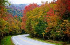 America's Most Scenic Roads   Fodors vermont 200mile route 100