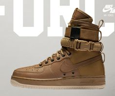 NIKE TIER 0 Nike SF Air Force 1 Boots for MEN | Slam Jam