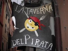 Pietra Ligure - Sea Food - La Taverna del Pirata