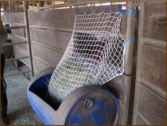 INSTRUCTIONS for Freedom Feeder Slow Feed Hay Nets | Freedom Feeder