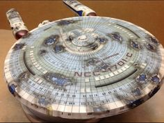 MOTY 2014 Entry USS Enterprise C By Tony McCash.