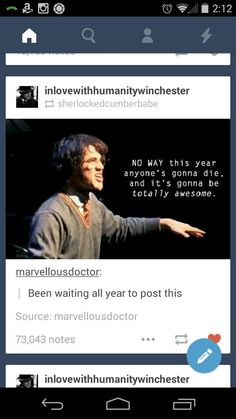YES. A VERY POTTER MUSICAL