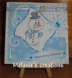 Melanie's Creative World: December 2011