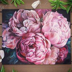 Привет, друзья! После творческого кризиса (так я интеллигентно называю время, когда мне лень рисовать), я снова взялась за краски! Теперь точно могу сказать: лучшее средство для вдохновения - горящие сроки Интересно, я одна такая? Что вам помогает не впадать в творческую спячку? #живописьмаслом #картинамаслом #одинденьсхудожником #пионы #ботанический_баттл #ботанический_баттл_бой_без_правил #oilpaint #topcreator #peonies #peony #artflowers #instaart #vscoart #dailyarts #art_publik #the...