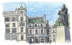 Traf Sq south side sm by petescully, via Flickr