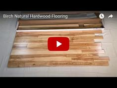 Birch Natural Hardwood Flooring from the folks at: http://thewoodfloorsource.com