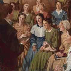 first-relief-society-walter-rane-262362