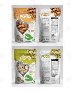 Dry Fruit packaging Design Done by best team of Designers at DesignerPeople Sugar Packaging, Spices Packaging, Fruit Packaging, Beer Packaging, Chocolate Packaging, Food Packaging Design, Packaging Design Inspiration, Vegetable Packaging, Food Design