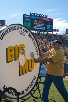 Another reason I want to go to Mizzou is because I love their sports teams and enjoy the tiger spirit.