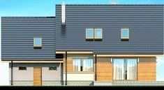Proiect casa CSD 013 Garage Doors, Multi Story Building, Exterior, Outdoor Decor, Modern, Design, Home Decor, Holiday, House