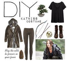 Katniss Everdeen Halloween Costumes   Katniss Everdeen Costume Katniss Everdeen Costume Idea Hunger Games