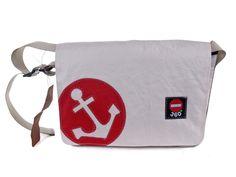 Tasche aus gebrauchtem Segeltuch von 360Grad bei Kult-Design-Unikate