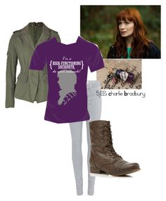 Anna Supernatural Outfit