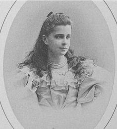 Grand Duchess Helene, only daughter of Grand Duke Vladimir and Grand Duchess Maria