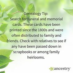 Do you have funeral cards among your family heirlooms?  #heritage #roots #ancestry #genealogy #familytree #familyhistory #family #ancestors