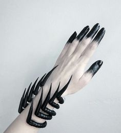 claw black bracelets - witchy treasures!