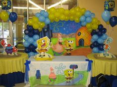 Kids Decorations | At Ease Party