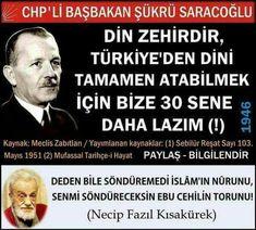 Fenerbahçe stadına ismi verilmiş bir pis chp.li ... şükrü saraçoğlu ...