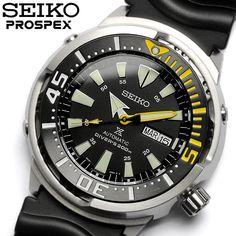 SEIKO Prospex Sea Air Diver SRP639K1 Orologio Uomo Automatico Subacqueo 200m
