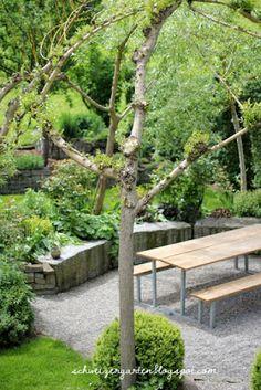 Vintage Jugendliche bauen ein Amphitheater bei ihrem Jugendhaus Garten Pinterest Ein
