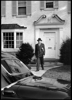 Talking Photography With Elliott Erwitt - NYTimes.com Richard Nixon, Washington, 1955.